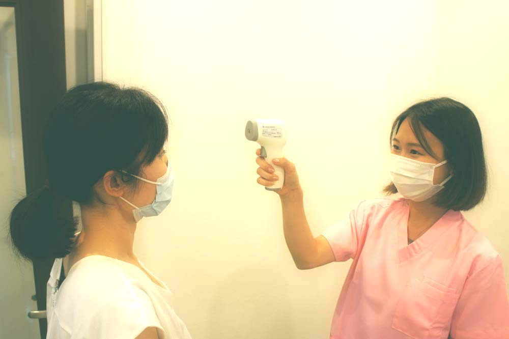 当院の感染対策